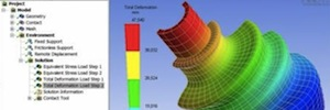 ANSYS brings together more than 150 Spanish engineers around the simulation software