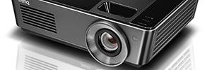 BenQ HC1200, proyector DLP para salas de conferencias