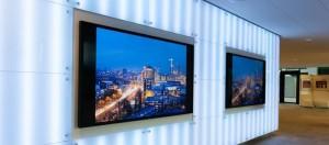 BrightSign Ayuntamiento de Utrecht (foto AV Interactive)