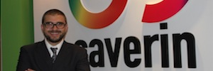 "Jaime Villanueva, Caverin Solutions: ""in DES'14 us forward to the future audiovisual with an offer integrated"""