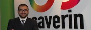 """Jaime Villanueva, Caverin Solutions: """"en DES'14 nos adelantamos al futuro audiovisual con una oferta integrada"""""""