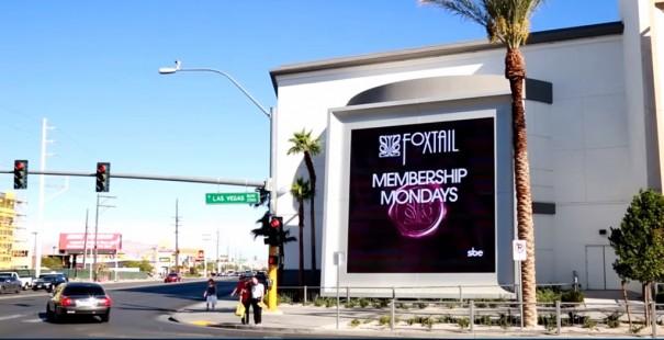 Daktronics en SLS Las Vegas