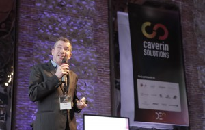 David Colomo de Intel en Caverin DSE14