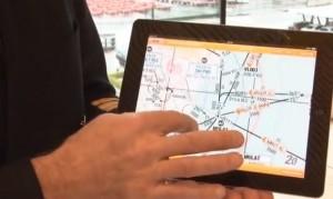Iberia cartera virtual iPad