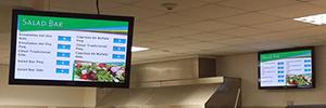 El digital signage incrementa las ventas y la satisfacción del cliente en un restaurante de comida rápida venezolano