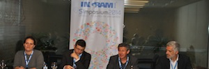 Ingram Micro shows in his Symposium 2014 consolidating its business proposal in Spain