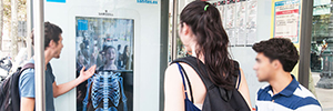 You sanitas promotes your health insurance with a campaign by JCDecaux e Ymedia outdoor