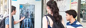 Sanitas promociona sus seguros de salud con una campaña outdoor realizada por JCDecaux e Ymedia