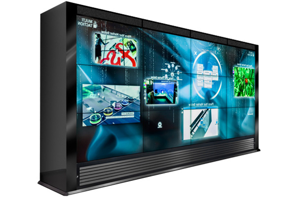 MultiTouch MultiTaction iWall 12