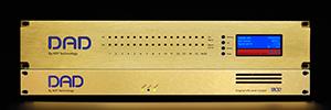 DAD amplía las capacidades de monitorización de las soluciones de audio AX32 y DX32