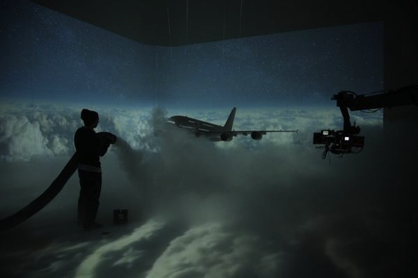 Projection Artworks British Airways