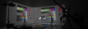 Projection Artworks realiza un mapping multimedia 4D para promocionar la nueva ruta de British Airways