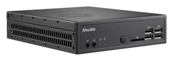 Shuttle DS87
