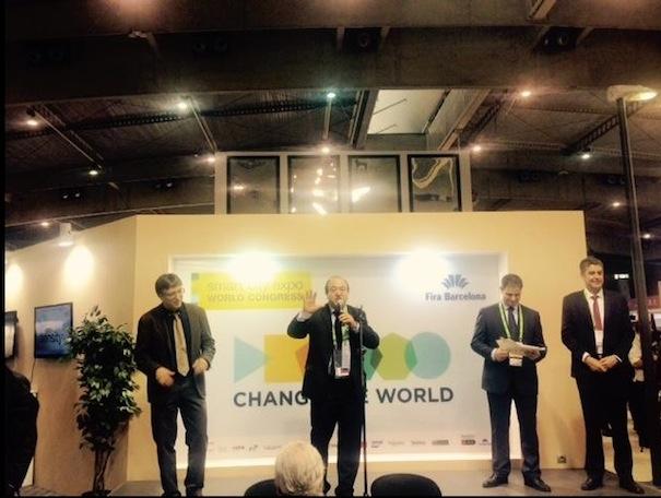 Smart City Expo 2014 Israel