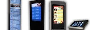 Tecco presenta su nuevo tótem digital FS42 y las nuevas funcionalidades de Aracast Designer