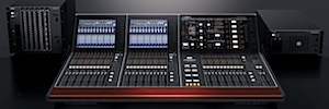 Yamaha abre una nueva era en mesas de sonido digitales en directo con Rivage PM10