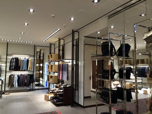 Adagio Gucci Store Martin Audio