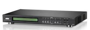 Aten VM5404H y VM5808H: matrices HDMI con función videowall para múltiples aplicaciones