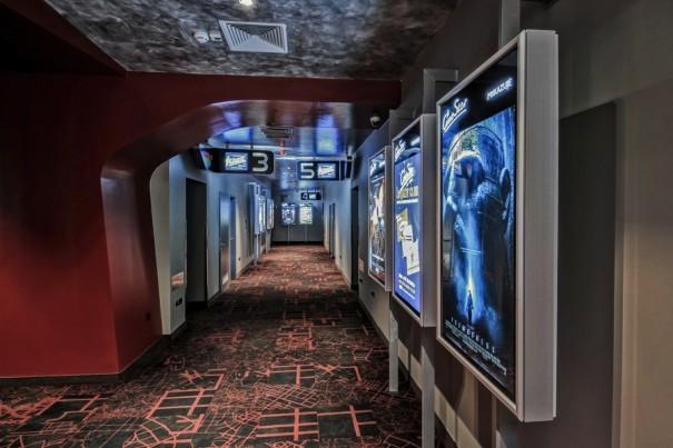 Barco cine digital