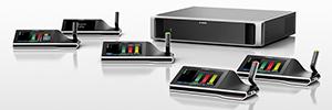Bosch actualiza el software para su solución de conferencia IP DCN multimedia