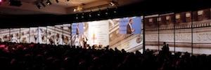 Ingeniería audiovisual y tecnología de proyección para revolucionar los eventos corporativos
