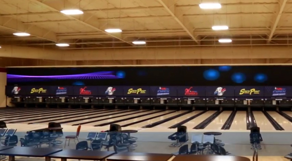 Southpoint casino bowling