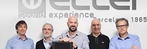 Ecler recibe una inyección de 2 millones de euros con la compra de Neec Audio