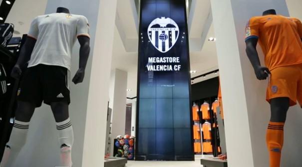Megastore Valencia CF Adidas