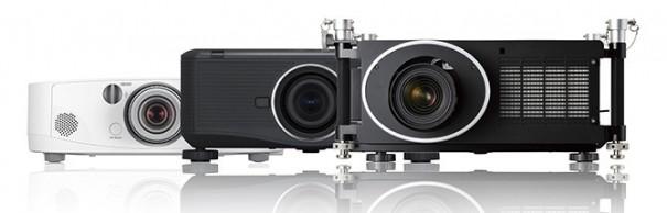 NEC Display proyectores instalacion