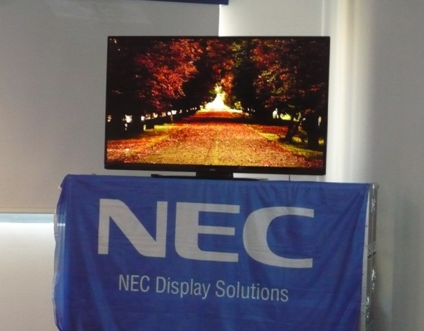 NEC Sala Demo Madrid