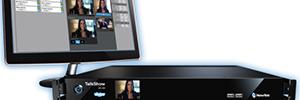 NewTek TalkShow: videollamadas en vivo con Skype a pantalla completa en HD