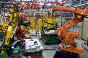 PSA Peugeot Citroen produccion