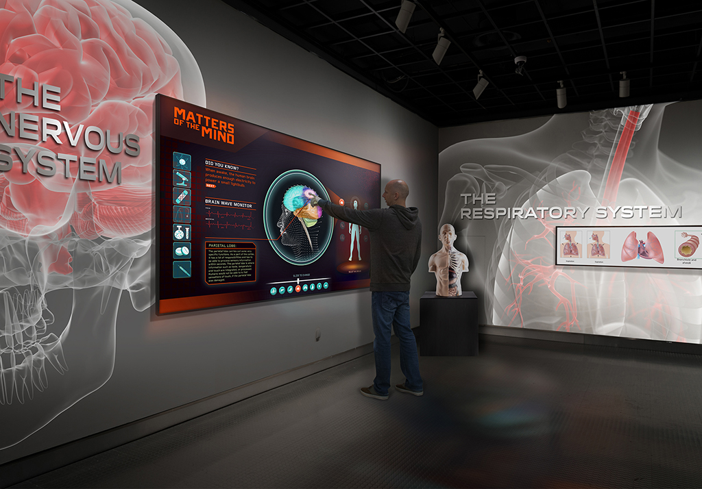 Planar is still committed to 4K with a 98 inch multi-touch