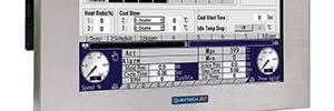 PCs panelables de Quaytech con pantallas táctiles de Elo AccuTouch