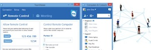 TeamViewer celebrates ten years of its collaboration with version 10 software
