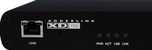AdderLink XD150: extensor de vídeo KVM digital con un alcance de 150 metros