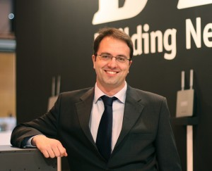Antonio Navarro ,Country Manager D-Link Iberia