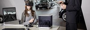Audi lleva la realidad virtual a sus concesionarios para reforzar su fuerza de ventas
