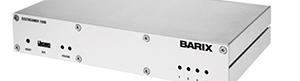 Barix mostrará en ISE 2015 la integración de los reproductores de audio IP con SoundScape