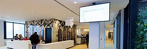 Una red de señalización digital optimiza las comunicaciones en el Ayuntamiento de Utrech