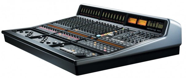 Consola Matrix SSL