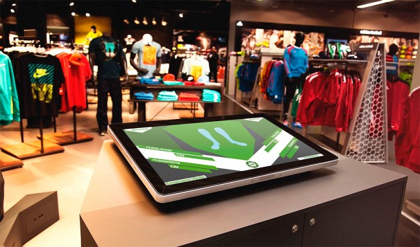Elo Touch escaner de pie 3D Mifitto