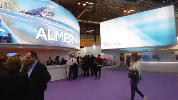 Fitur 2015 Almeria