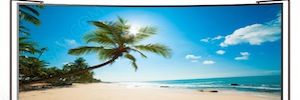 Haier realiza en CES 2015 su despliegue de TV curvos Led y Oled con resolución 5K y UHD