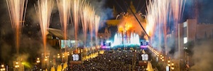 Lavinia developed a comprehensive marketing strategy spectacular event for New Year's Eve in Barcelona