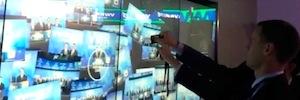 Recorrido digital interactivo y personalizado por el mercado de valores tecnológico Nasdaq