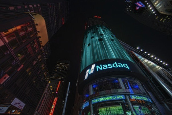 Multitouch MultiTaction Nasdaq