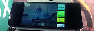 Los kioscos interactivos Polytouch ofrecen un nuevo concepto de tienda omnicanal al mercado retail