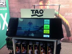 Pyramid Computer kiosco interactivo Poox