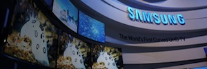 CES 2015: Samsung da un paso más en experiencia de visualización con sus nuevos televisores SUHD
